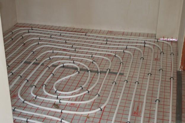 Instalacje podłogowe – cieplne